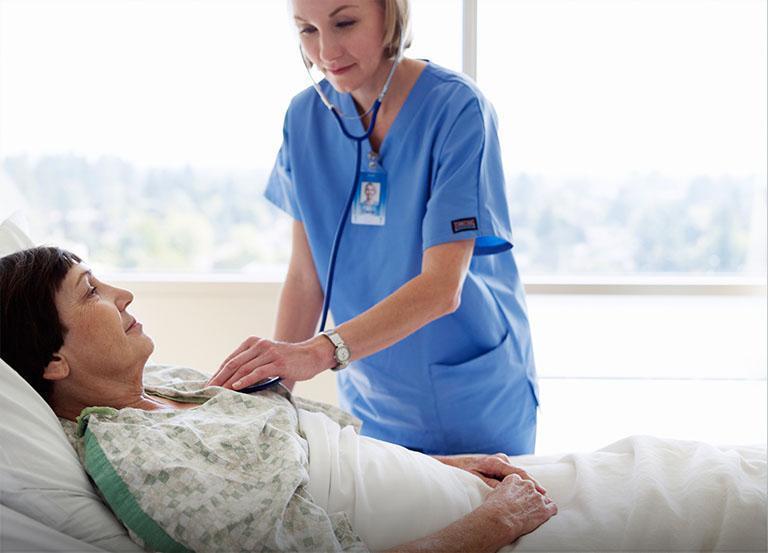 badanie pacjenta